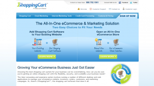 1shoppingcart.com full-size home page image