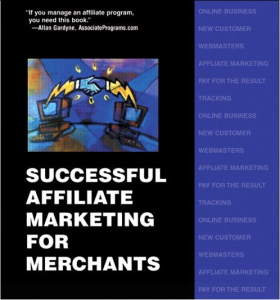 Successful Affiliate Marketing for Merchants full size front cover image