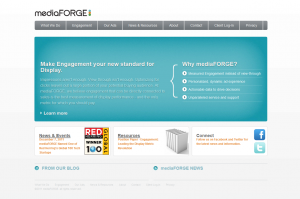 mediaforge.com full-size home page image