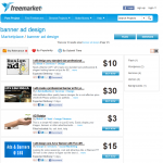 Freelancer Banner Ad Design Contractors thumbnail image