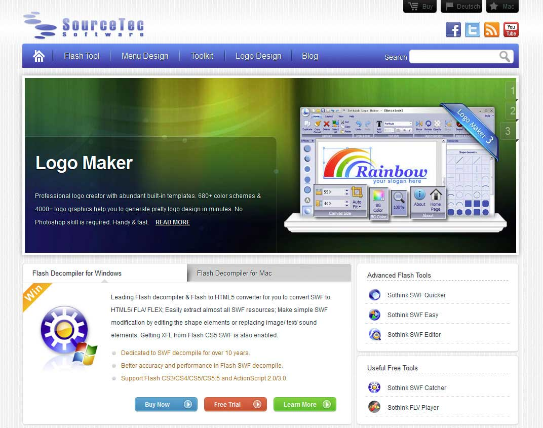 SWF Easy Flash Banner Ad Design Software info and reviews