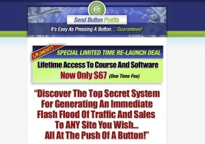 SendButtonProfits.com List Building Tutorials home page full size image