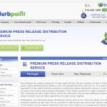 Blurbpoint Press Release Service thumbnail image