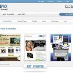DesignPax Landing Page Design thumbnail image