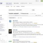 Elance Mobile Website Design Contractors thumbnail image