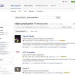Elance Video Ad Production Contractors thumbnail image