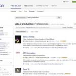 Elance Video Ad Production Contractors thumbnail image