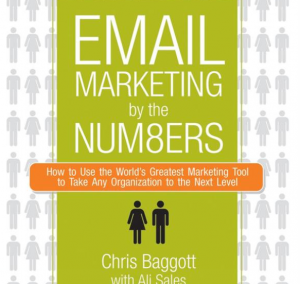 Email Marketing by the Numbers full-size front cover image
