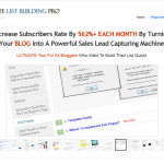 Immediate List Building Pro thumbnail image