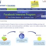 Instant E-Training Facebook Course thumbnail image