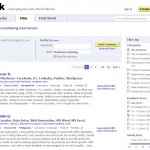 oDesk Facebook Marketing Contractors thumbnail image