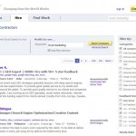 oDesk Local Online Marketing Contractors thumbnail image