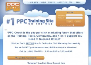PPC-Coach.com Facebook Advertising Tutorial page full size image