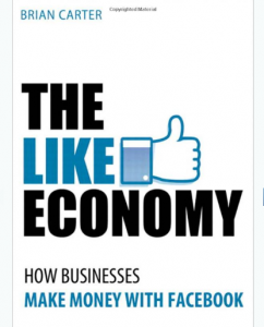 The Like Economy book full-size front cover image