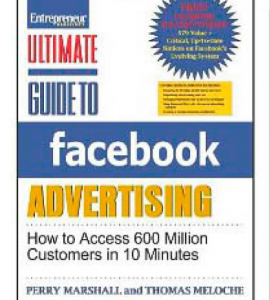 Ultimate Guide to Facebook Advertising book full-size front cover image