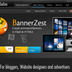 Banner Zest Software page full-size image