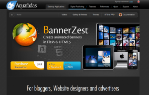 BannerZest for Windows info page full-size image