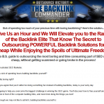 The Backlink Commander thumbnail image