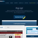 WPMU DEV Pop Up! Plugin thumbnail image