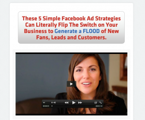AmyPorterfield.com/ads Facbook Ad Insider sales page full size image
