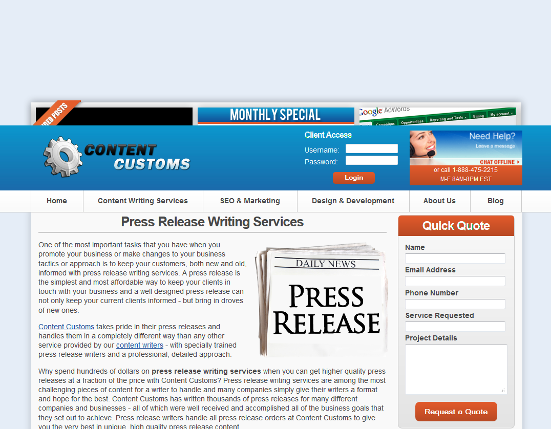 Business plan writing services reviews