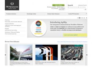 PRNewswire.com Press Release Distribution service info and reviews