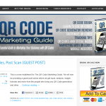 The QR Code Marketing Guide thumbnail image