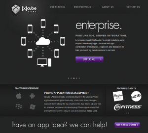 XCubeLabs.com Mobile App Development service info and reviews