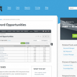 Raven Tools Keyword Opportunities thumbnail image