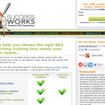SuccessWorks Professional SEO Certification thumbnail image