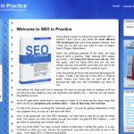 SEO in Practice thumbnail image