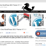 Stallion All In One WordPress SEO Theme thumbnail image