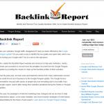 Backlink Report thumbnail image