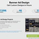 DesignCrowd Banner Ad Design thumbnail image