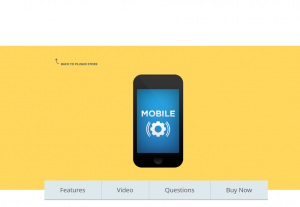 iThemes.com PluginBuddy Mobile Wordpress Mobile Plugin overview page full size image