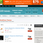 MojoThemes Mobile WordPress Themes thumbnail image