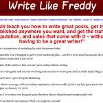 Write Like Freddy thumbnail image