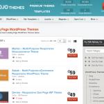 MojoThemes WordPress Landing Page Themes thumbnail image