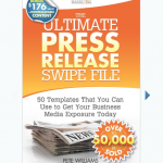 The Ultimate Press Release Swipe File thumbnail image