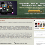 Beginners Guide to Iphone and Ipad App Creation thumbnail image