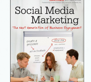 'Social Media Marketing: The Next Generation of Business Engagement' book front cover image