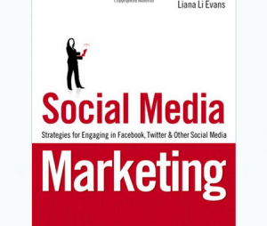 'Social Media Marketing: Strategies...' book front cover image