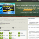 Social Media Marketing Certificate thumbnail image