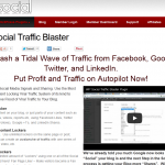 WP Social Traffic Blaster thumbnail image