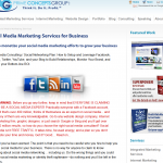 Prime Concepts Social Media Marketing services thumbnail image