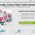 DesignCrowd Twitter Design thumbnail image