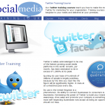 Social Media Training UK Twitter Training course thumbnail image