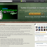 Twitter Essentials in Under an Hour thumbnail image