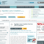 SubmitEdge Squidoo Lens Creation service thumbnail image