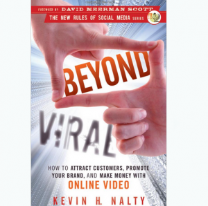 'Beyond Viral' book front cover full size image